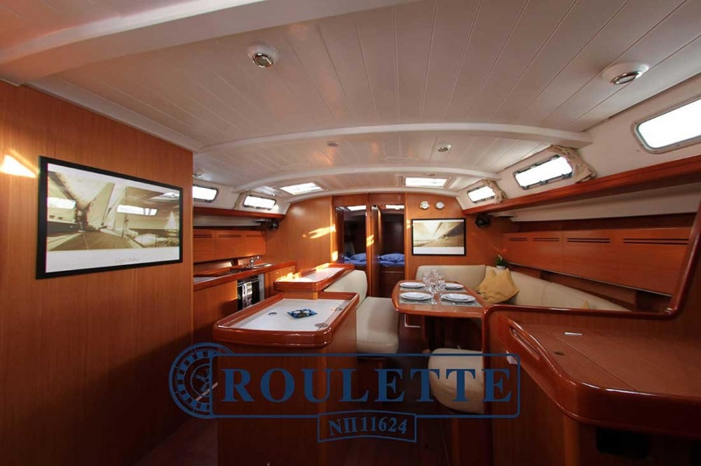 Sailboat for rent Athènes at the best price