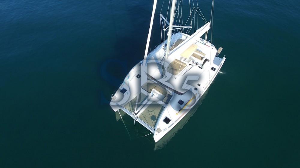 Rental yacht Athens - Lagoon Lagoon 450 on SamBoat