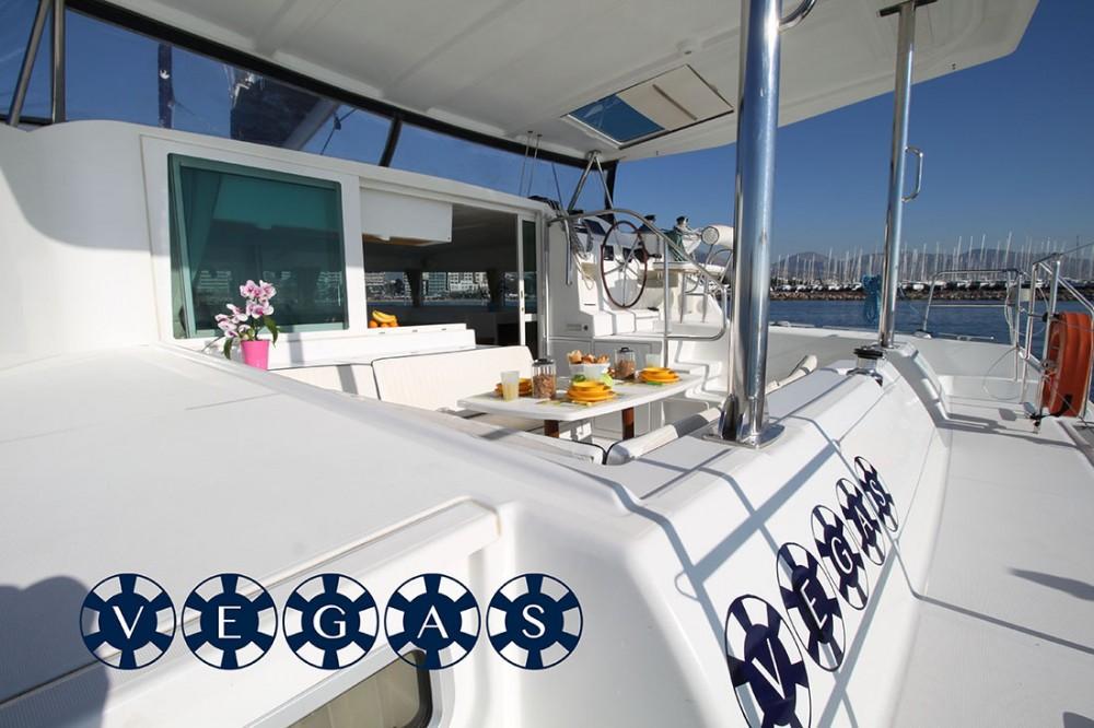 Rental yacht Athens - Lagoon Catamaran Lagoon 420 on SamBoat