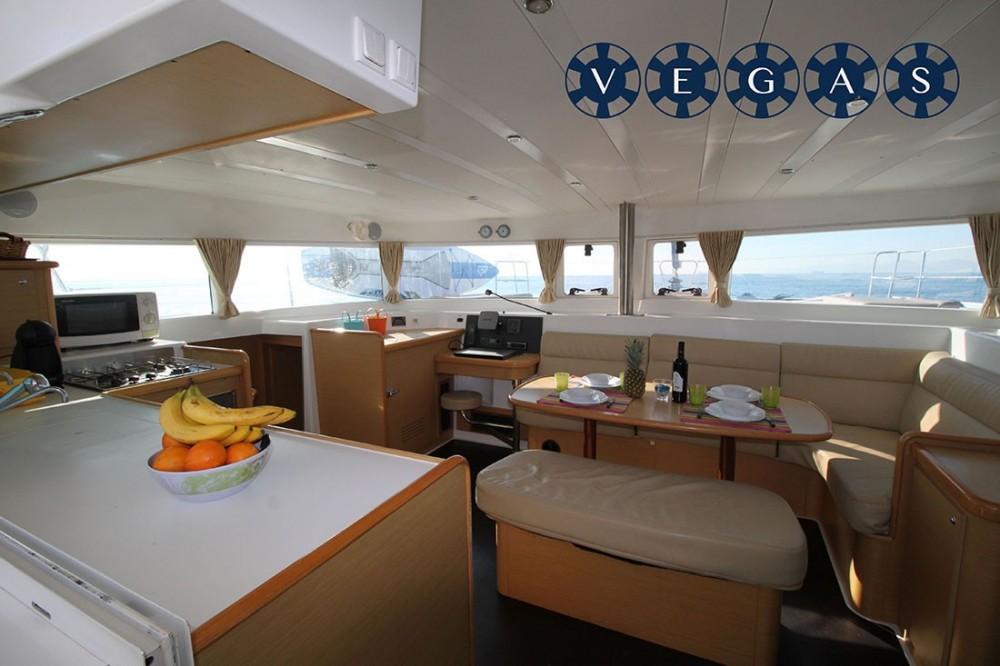 Rent a Lagoon Catamaran Lagoon 420 Athens