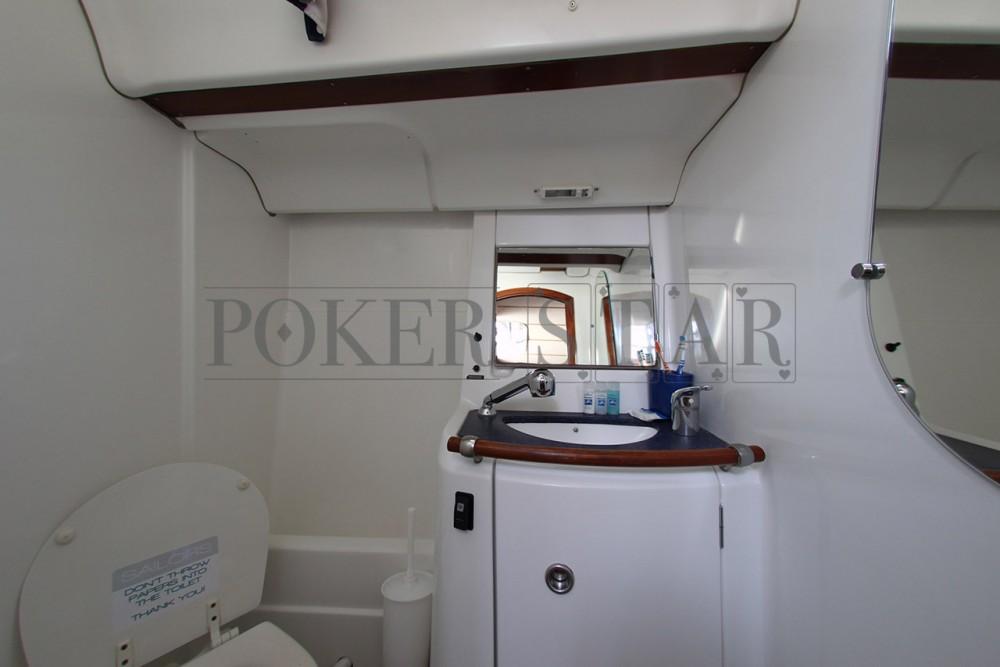 Rental Sailboat in Athens - Bénéteau Oceanis 473