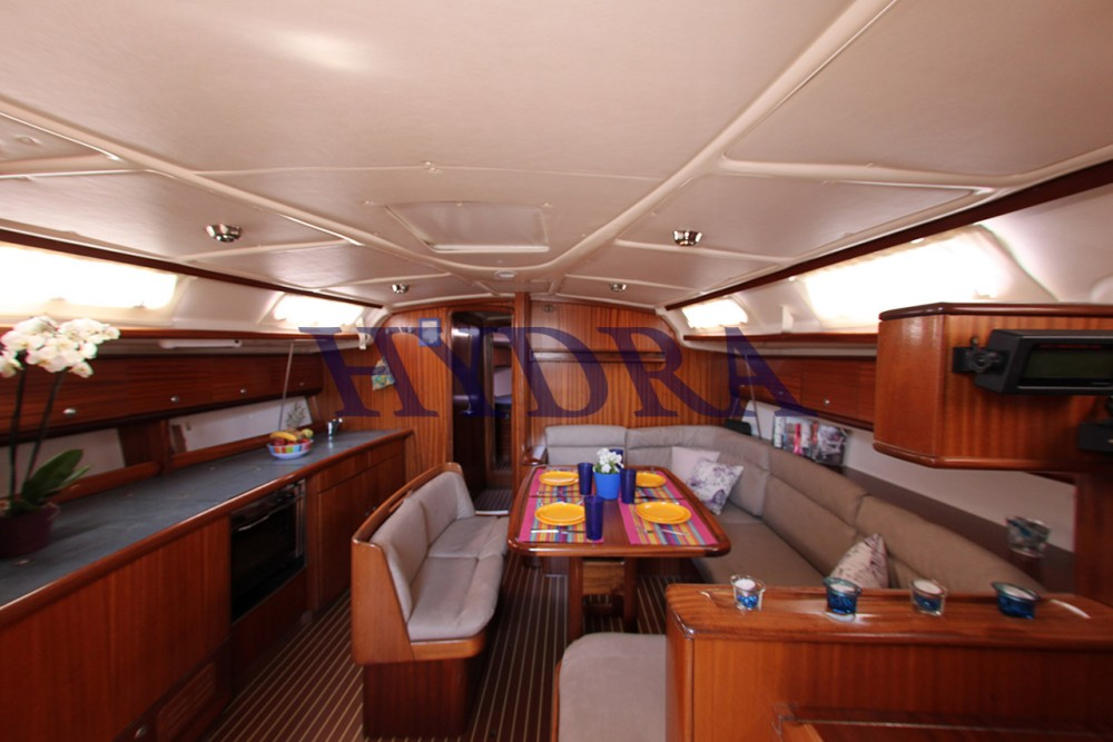 Boat rental Athens cheap Bavaria 44
