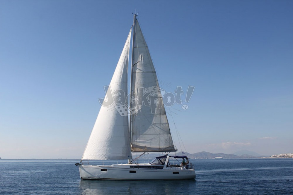 Rent a Bénéteau Oceanis 48 Athens