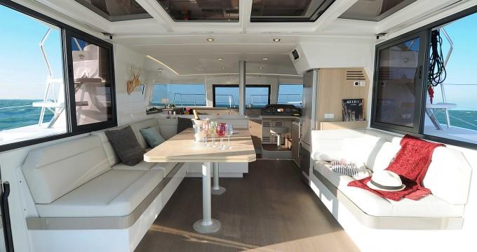 Hire Catamaran with or without skipper Bali Catamarans Tahiti