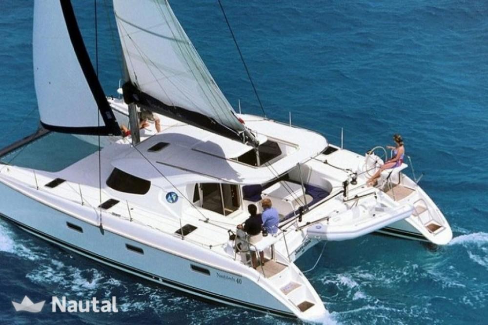 Boat rental Nautitech Nautitech 44 in  on Samboat