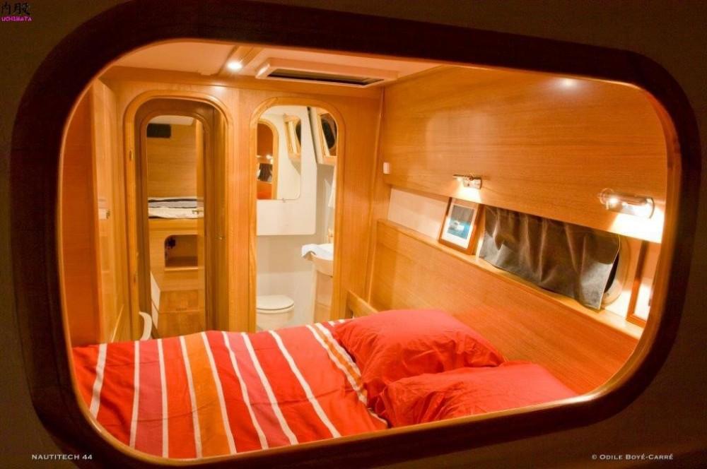 Rental Catamaran in  - Nautitech Nautitech 44