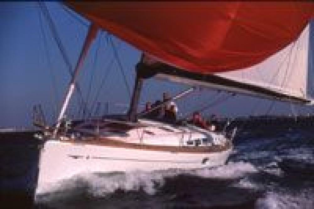 Rental yacht Peloponnese, West Greece and Ionian Sea - Jeanneau Sun Odyssey 49 DS on SamBoat