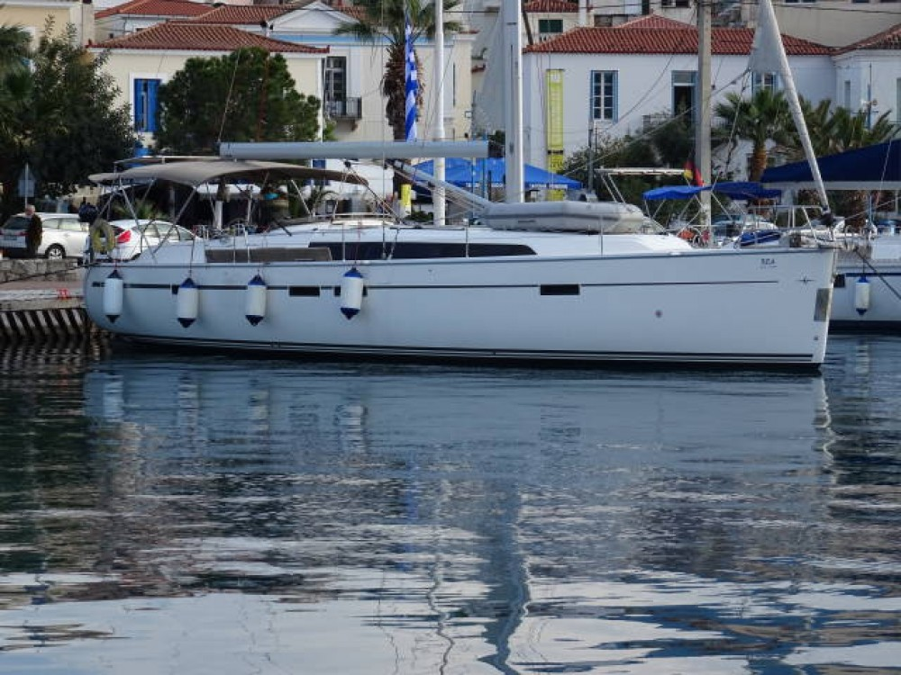 Bavaria 46 Cruiser between personal and professional Athens