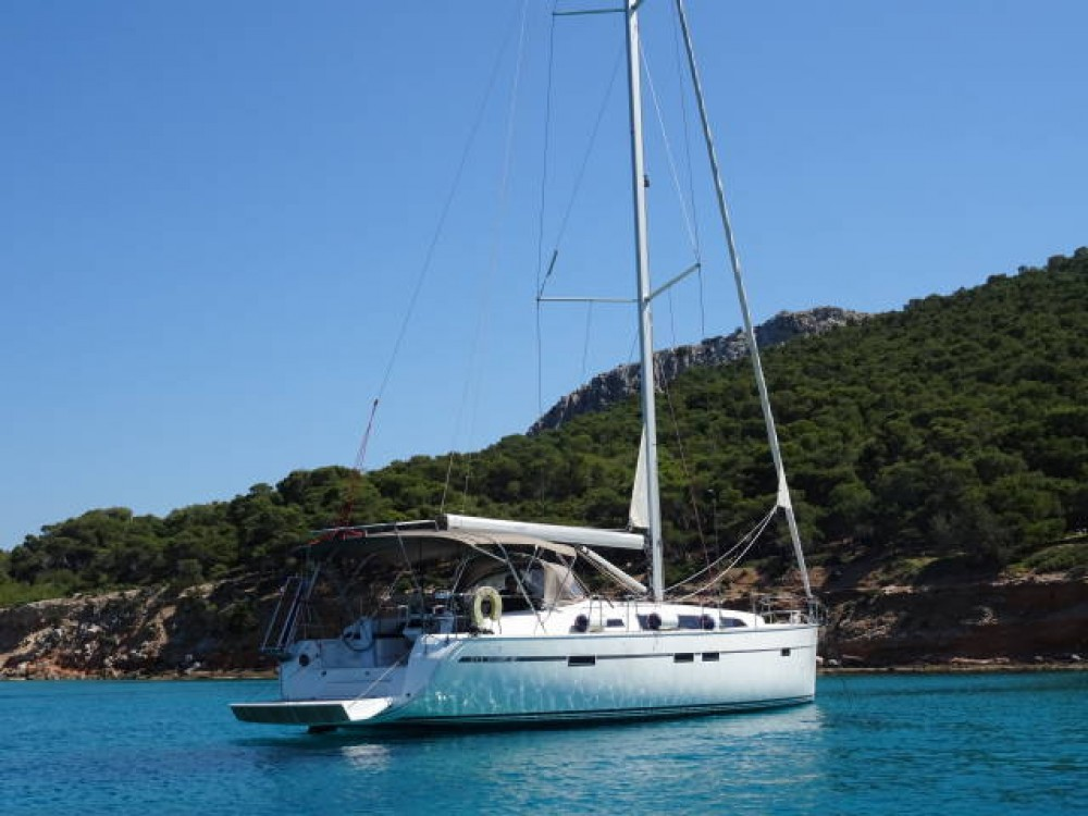 Hire Sailboat with or without skipper  Athens