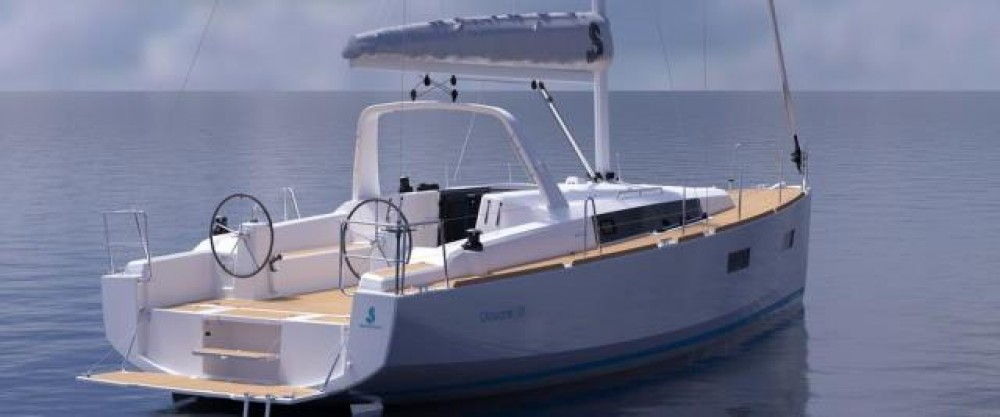 Boat rental Athens cheap Oceanis 38.1
