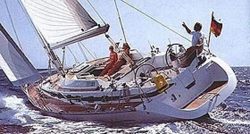 Rent a Bavaria Bavaria Cruiser 51 Peloponnese, West Greece and Ionian Sea