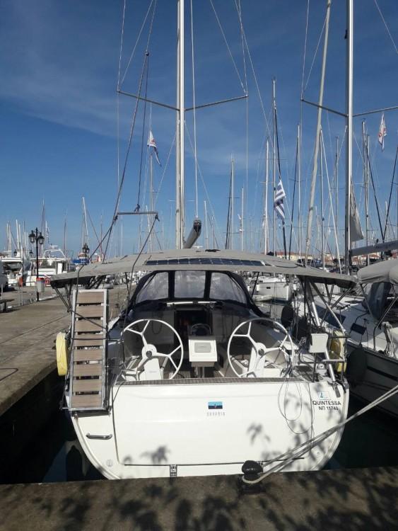 Rental Sailboat in Peloponnese, West Greece and Ionian Sea - Bavaria Bavaria Cruiser 41