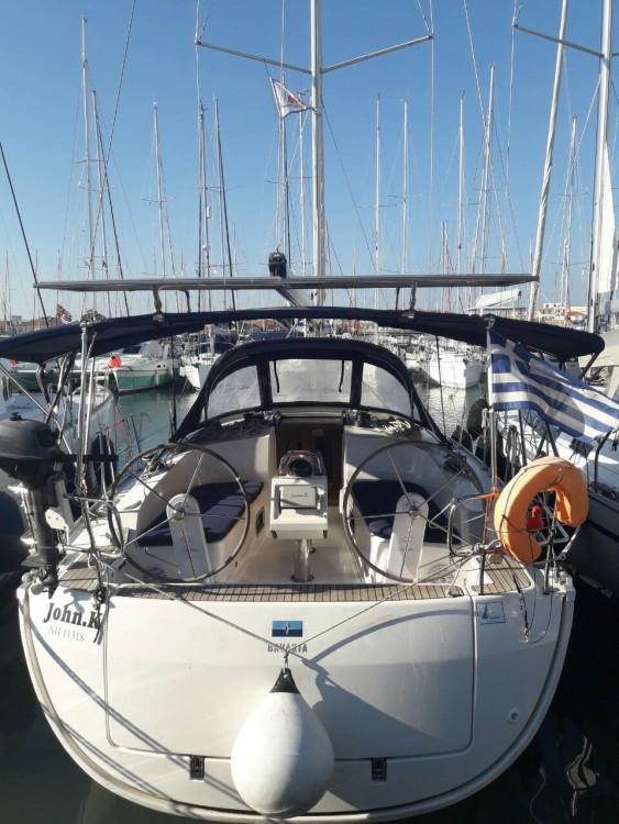 Rent a Bavaria Bavaria Cruiser 37 Peloponnese, West Greece and Ionian Sea