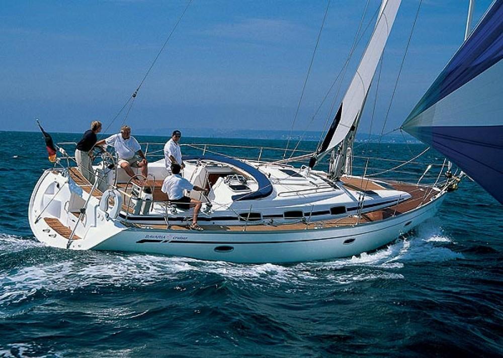 Boat rental Bavaria Bavaria 40 in Peloponnese, West Greece and Ionian Sea on Samboat