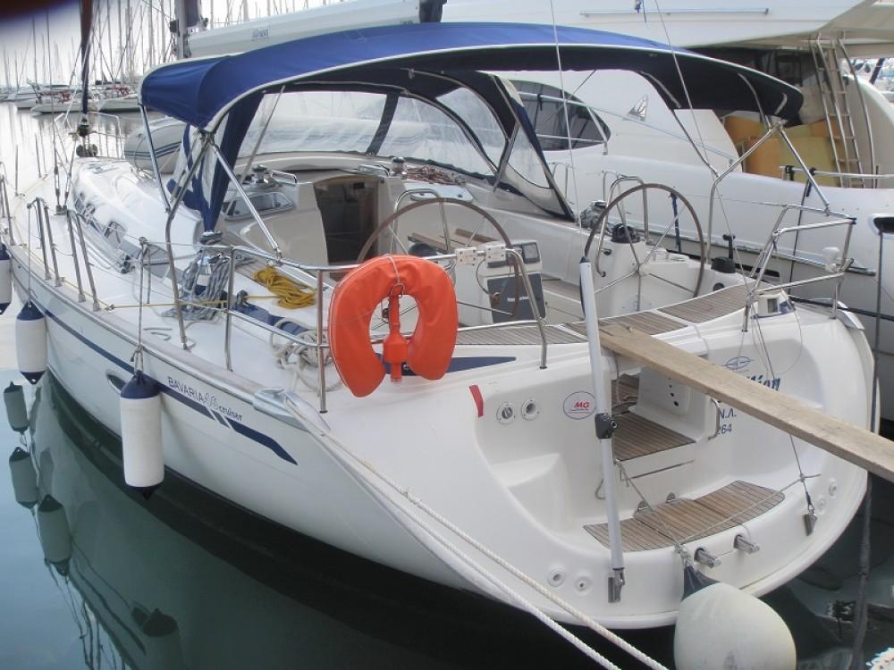 Rental yacht Peloponnese, West Greece and Ionian Sea - Bavaria Bavaria 46 Cruiser on SamBoat