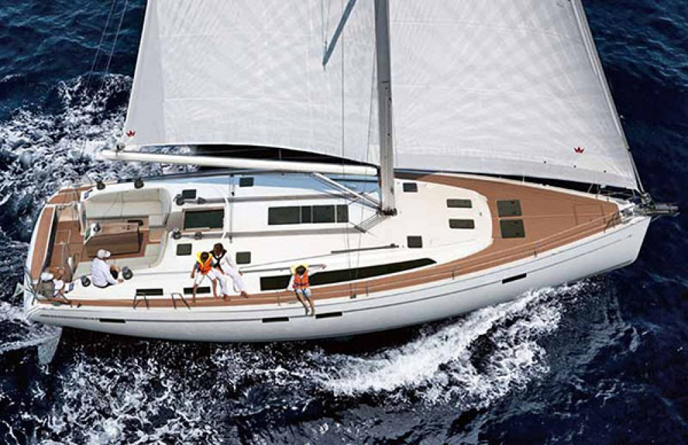Rental yacht Athens - Bavaria Bavaria Cruiser 51 on SamBoat