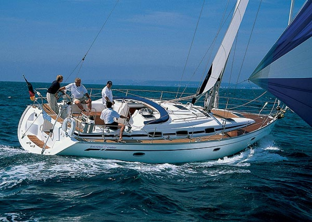 Rental yacht Peloponnese, West Greece and Ionian Sea - Bavaria Bavaria 40 Cruiser on SamBoat
