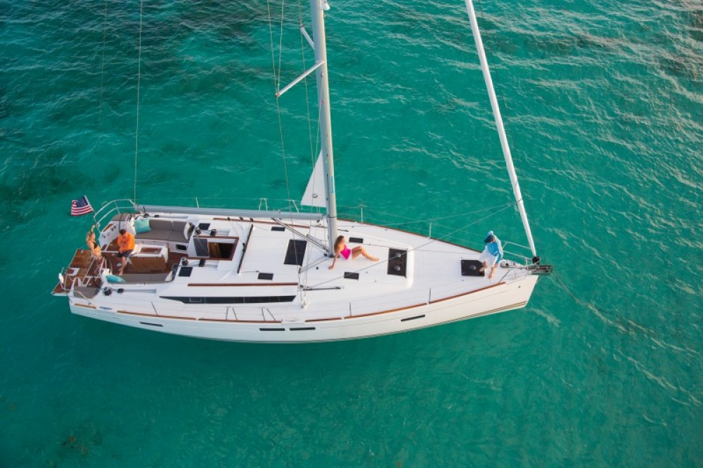 Hire Sailboat with or without skipper Jenneau Corfu