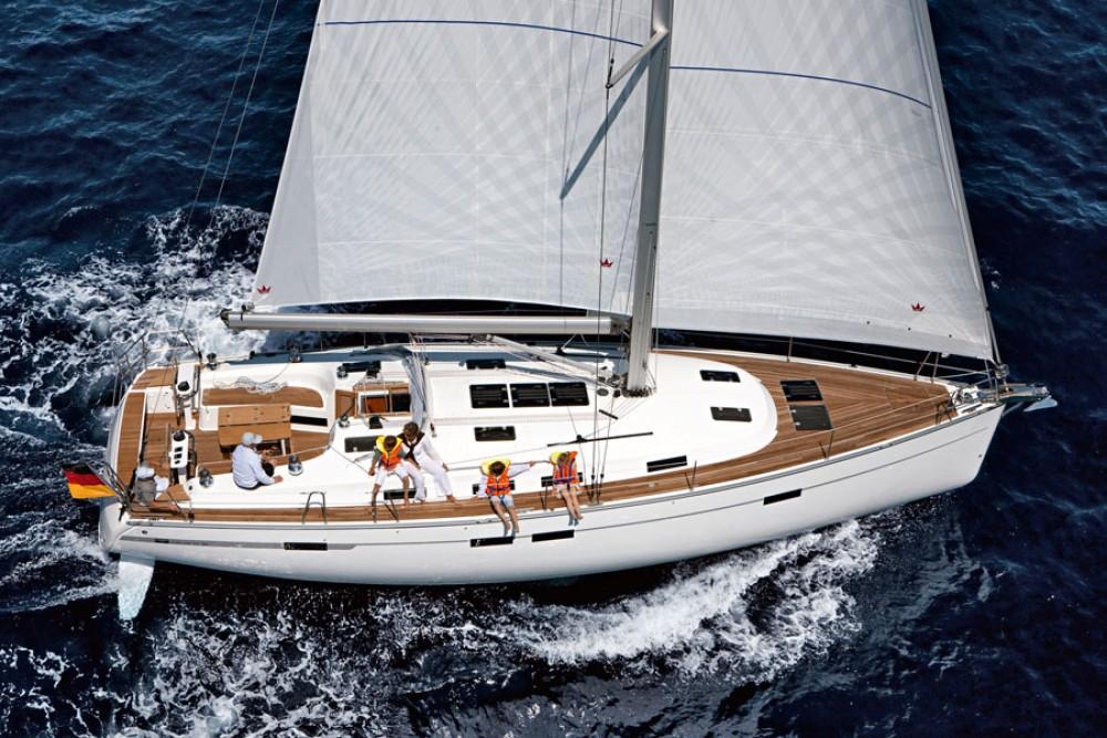Bavaria Bavaria Cruiser 45 between personal and professional Corfu