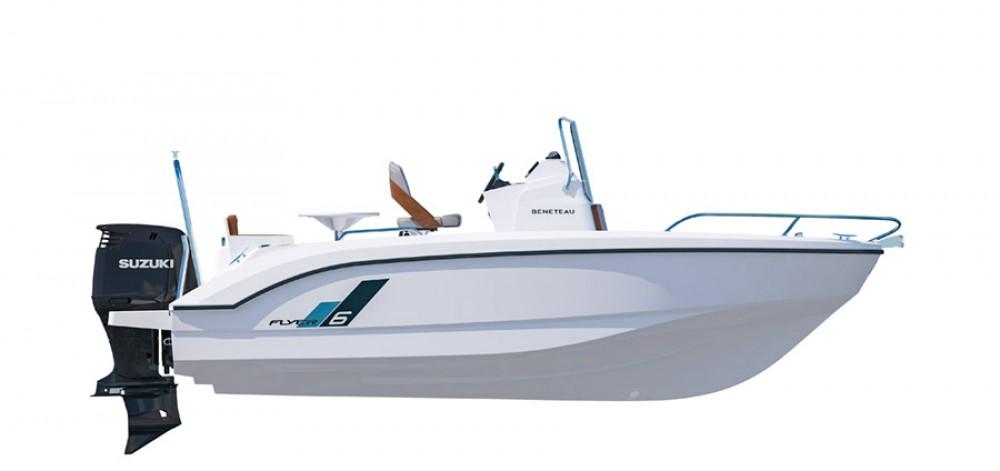 Rental Motor boat in Cambrils - Bénéteau Flyer 6