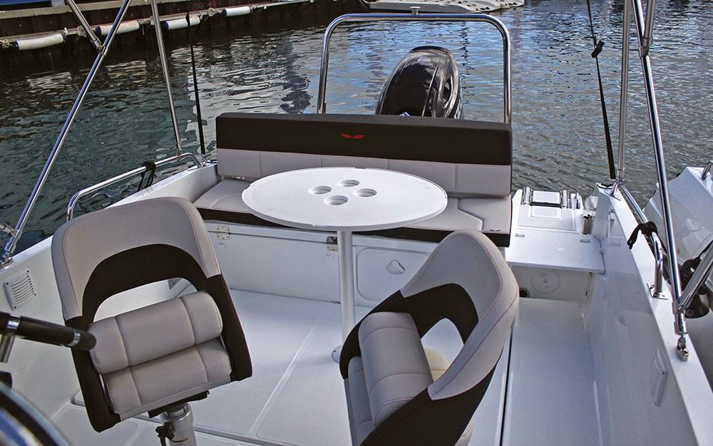 Boat rental Bénéteau Flyer 6.6 in  on Samboat