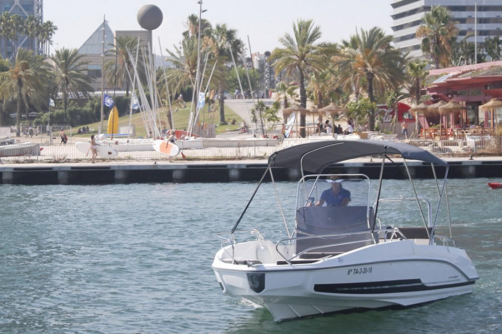 Boat rental Bénéteau Flyer 5.5 in  on Samboat