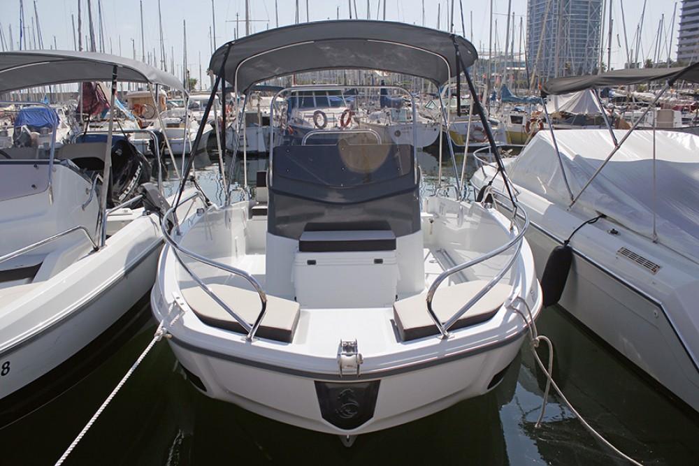 Boat rental  cheap Flyer 5.5