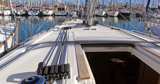 Rental Sailboat in  - Bénéteau Oceanis 381