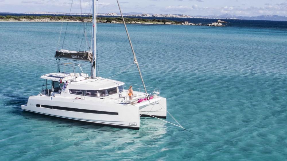 Rental Catamaran in Volos Municipality - Bali Catamaran Bali 4.1