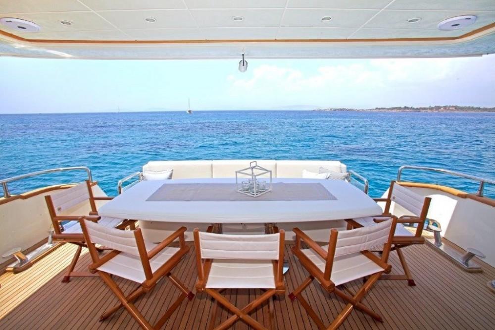 Rental yacht Athens - Alalunga Alalunga 78.3 on SamBoat