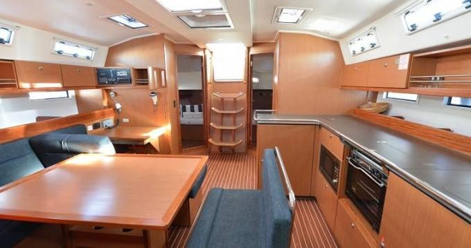 Boat rental Italy cheap Bavaria C45 Holiday