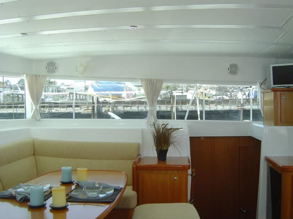 Boat rental Aegean Region cheap Lagoon 420