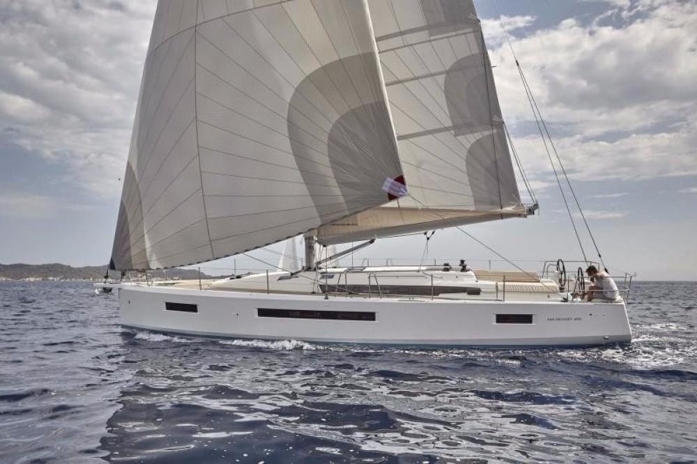 Rent a Jeanneau Sun Odyssey 490 Greece
