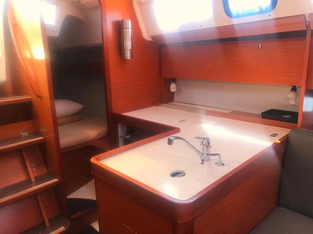 Boat rental Grad Pula cheap Dufour 360 Liberty