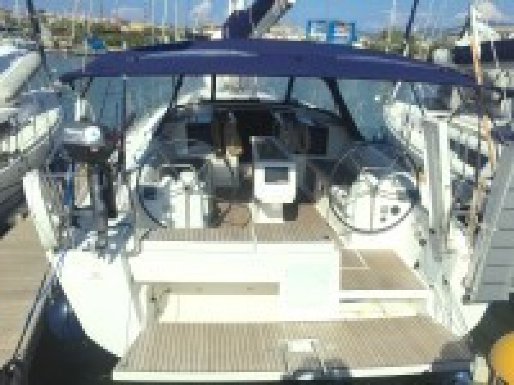 Boat rental Dufour Dufour 412 Grand Large in Italie on Samboat