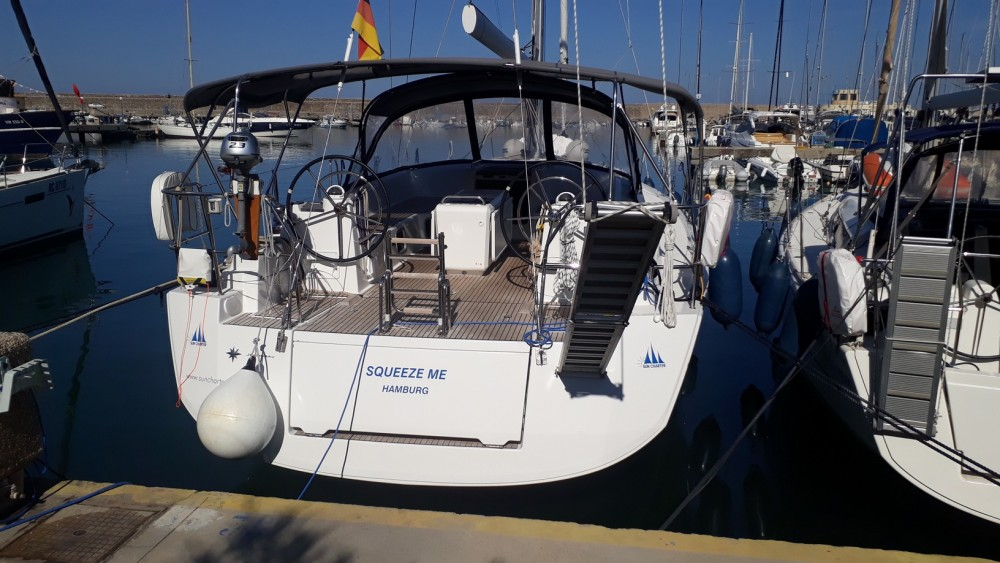Jeanneau Jeanneau 54 between personal and professional Pula