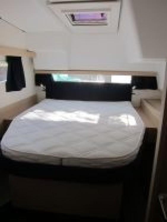 Rental Catamaran in Italy - Lucia Lucia 40