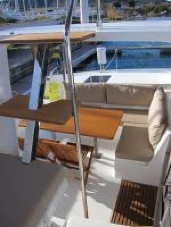 Rental Catamaran Lucia with a permit