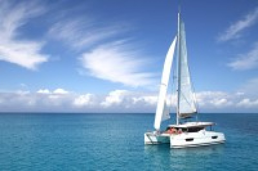 Hire Catamaran with or without skipper Lucia Italy