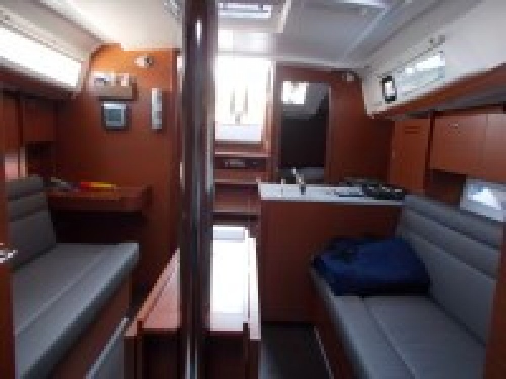Boat rental Italy cheap Dufour 310