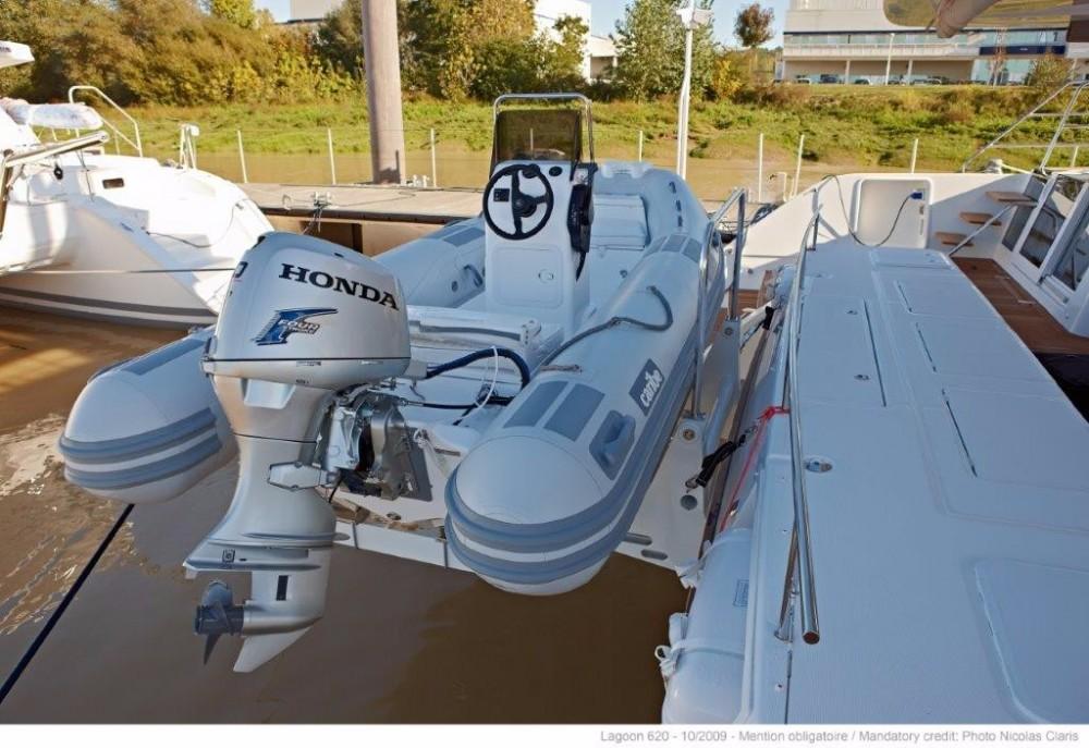Boat rental Lagoon Lagoon 620 in Athens on Samboat