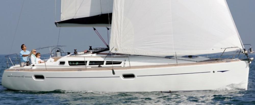 Boat rental Jeanneau Sun Odyssey 42i in Athens on Samboat