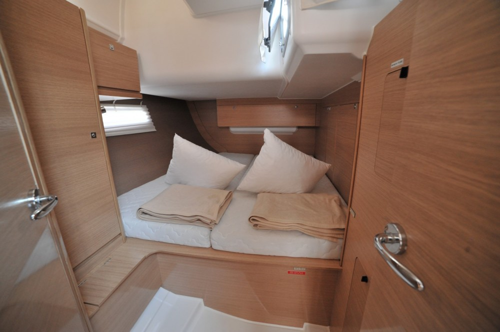 Boat rental Dufour Dufour 500 Grand Large in Italy on Samboat