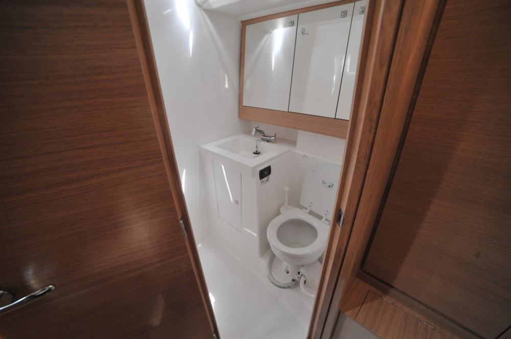 Boat rental Italy cheap Dufour 500 Grand Large