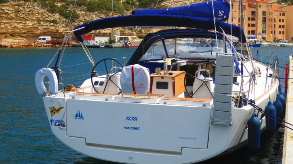 Rental Sailboat in Italy - Dufour Dufour 500 Grand Large