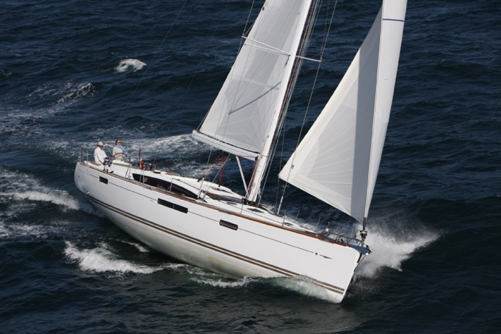 Boat rental Peloponnese, Western Greece and the Ionian cheap Sun Odyssey 419