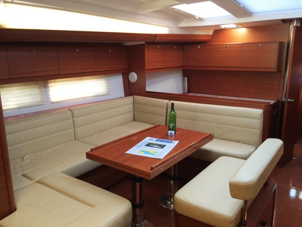 Dufour Dufour 500 Grand Large between personal and professional Pula