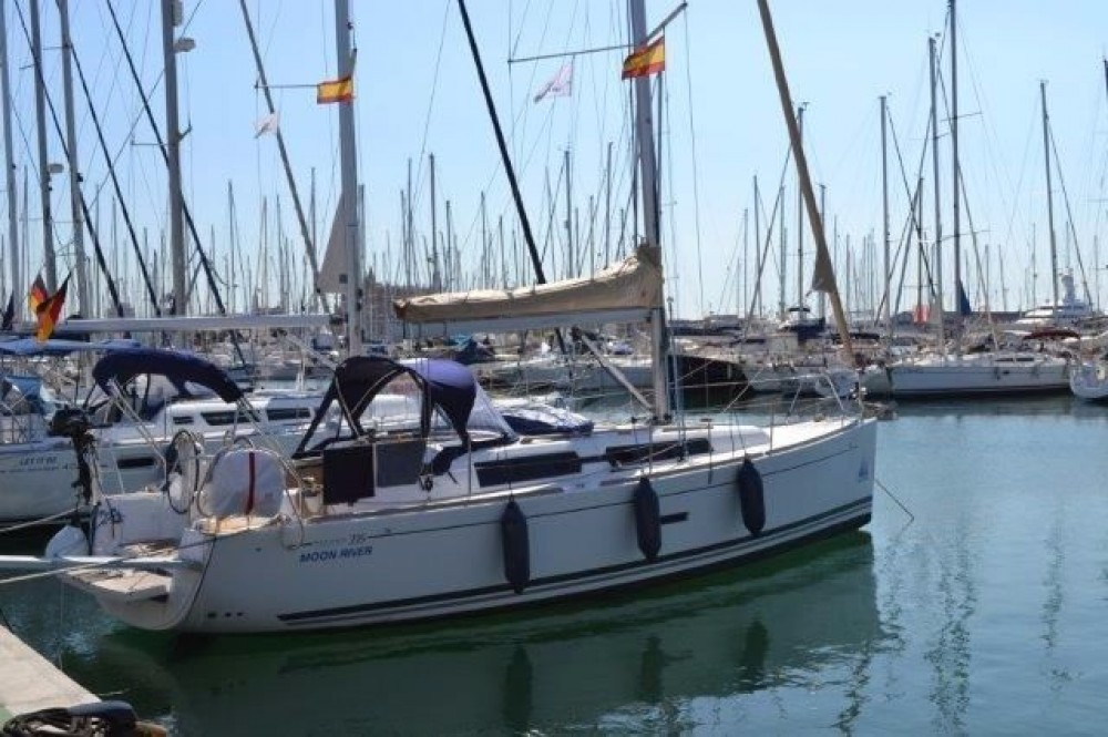 Rental yacht Palma - Dufour Dufour 335 Grand Large on SamBoat
