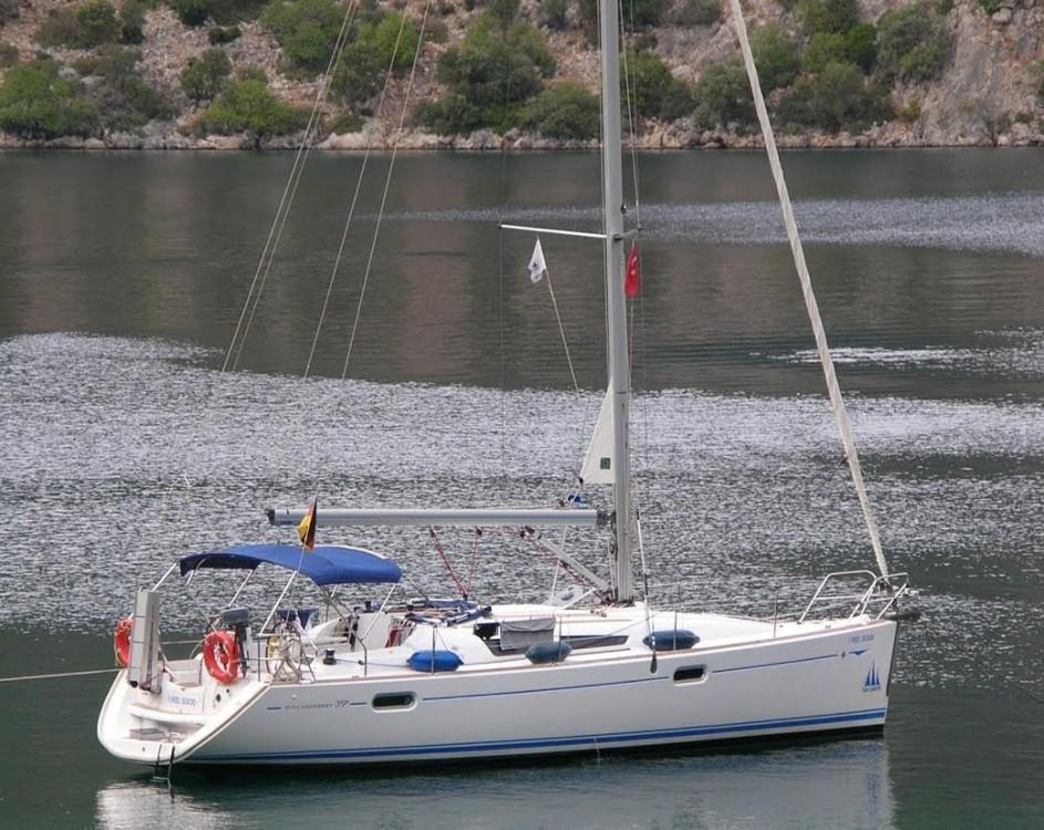 Rent a Jeanneau Sun Odyssey 409 Pula