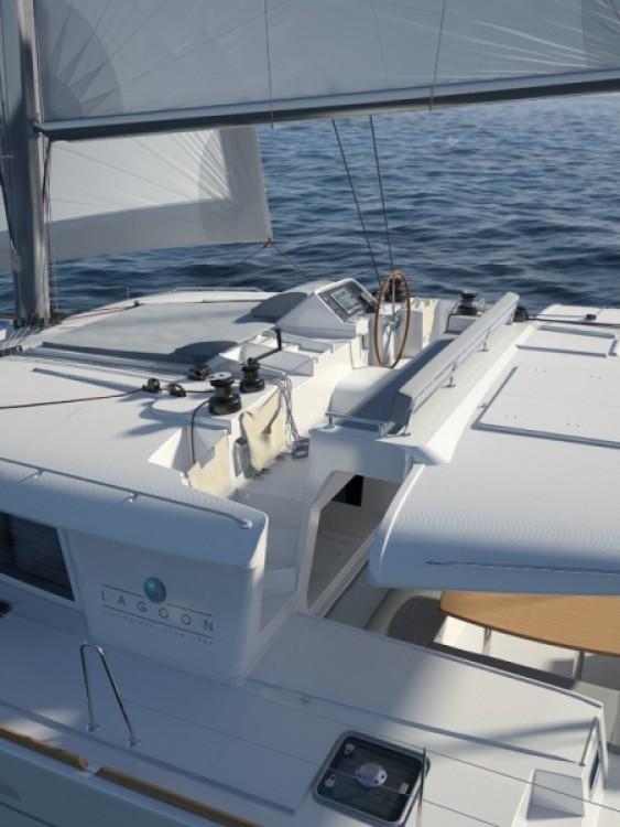 Rent a Lagoon Lagoon 450 Greece